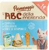 Labc della merenda con formaggino al parmigiano reggiano - Produkt