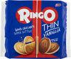 Pavesi thin vaniglia - Product