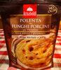 Polenta con funghi porcini alla trentina - Produit