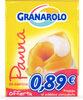 Panna Da Cucina (granarolo), Sahne - Produit