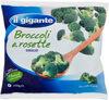 Broccoli a rosette surgelati - Product