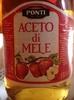 Aceto di Mele - Produit