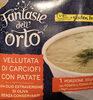 vellutata di carciofi con patate Fantasia dell'orto - Prodotto
