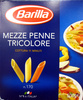 Mezze Penne Tricolore - Produit
