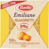 Emiliane quadretti all'uovo - Product