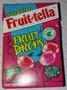 Fruit-tella Sugarfree Red Berry Mix Fruit Drops - Produit