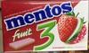 3 Erdbeere-Grüner Apfel-Himbeere - Produkt