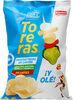 Patatas fritas sabor a Toreras - Produit