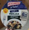 Merluza con espinacas, tomate y arroz - Product