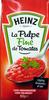 La Pulpe Fine de Tomates - Produit