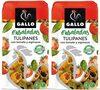Gallo Pasta Ideal Amanides Tulipes Amb Vegetals (pack 2X500G) - Product