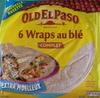 Wraps - Galette au blé complet - Produktua
