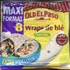 Wraps de Blé nature - Extra moelleux - Produit