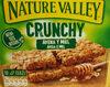 Crunchy de avena integral y miel - Produto