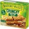 Crunchy de avena integral y miel - Producto