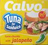 Ton pentru sandvici cu Jalapeno - Product