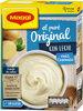 Puré de patata con leche sin gluten - Produit