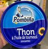 Thon à l'huile de tournesol (émietté) - Produit
