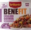 Benefit ensalada quinoa y verduras - Product