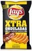 Patatas fritas XTRA onduladas sabor american barbecue - Producto