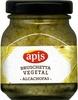 Bruschetta vegetal de alcachofas - Produit
