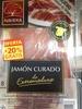 Jambon curado - Produit