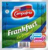 Salchichas frankfurt cocidas de cerdo, pollo - Producto