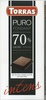 Tableta de chocolate negro 70% cacao - Product