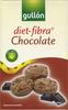 Diet-fibra chocolate - Producte