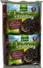 Vitalday tortitas de maíz con chocolate negro - Producto