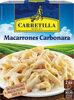 Macarrones carbonara - Producte