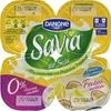 Postre de soja Savia frutas exóticas edulcorado - DESCATALOGADO - Producto