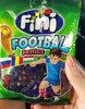Football Jelies - Product