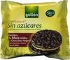 Diet Nature tortitas de maíz con chocolate negro - Producto