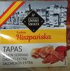 Szynka Serrano, Tapas - Produit