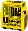 Cerveza sin alcohol con sabor a limón - Product