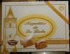Miguelitos de la Roda rellenos de chocolate blanco - Product