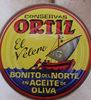 Bonito del norte en aceite de oliva - Producte