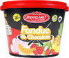 Fondue de chocolate sin gluten y sin leche tarrina - Product