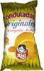 Patatas fritas onduladas - Produit