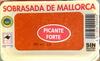 Sobrasada de Mallorca - Prodotto