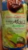 Tortitas de maíz - Produit
