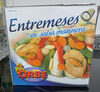 Entremeses en salsa marinera - Product
