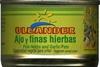 """Paté vegetal ecológico """"Oleander"""" Ajo y finas hierbas - Product"""