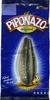 Semillas de girasol con cáscara tostadas con sal - Product