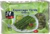 "Espárragos verdes congelados ""JV"" - Produit"