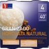Granizado horchata natural - Produit