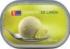 Sorbete de limón - Product
