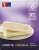 Sorbete de horchata - Product