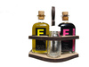 Convoy vinagre balsámico y aceite de oliva virgen extra - Produit